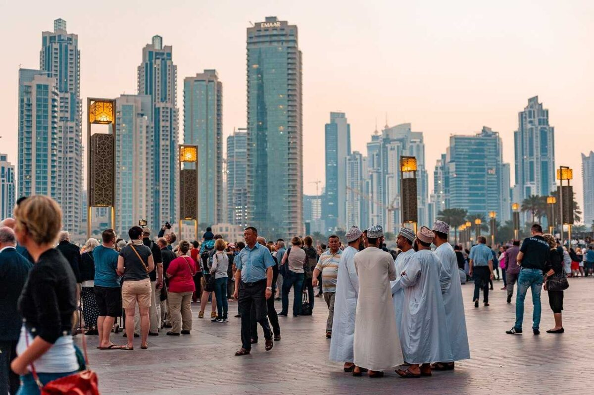 ¿Cómo Trabajar en en Dubái