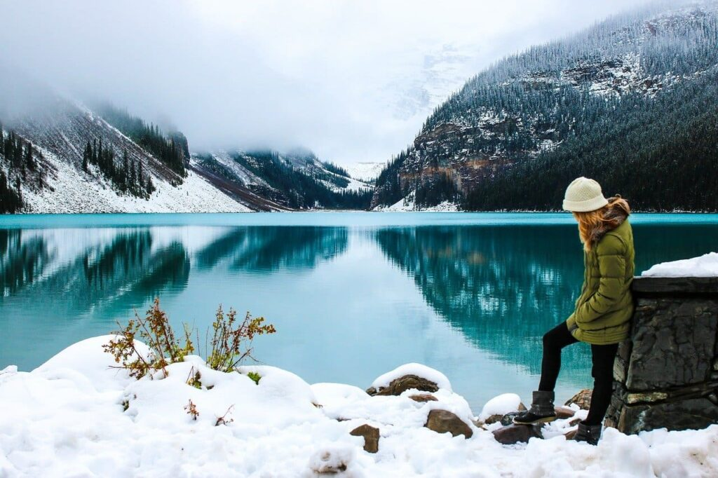 Frio en Canada