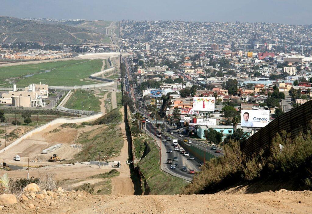 Trabajar en Estados Unidos vivir en México