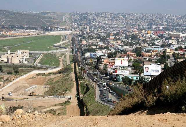 Frontera Estados Unido- México