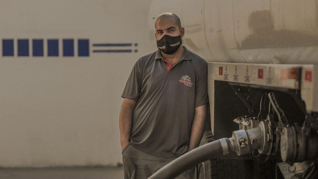 Trabajar en Canadá como camionista mexicano, hondureño, boliviano  y latinoamericanos