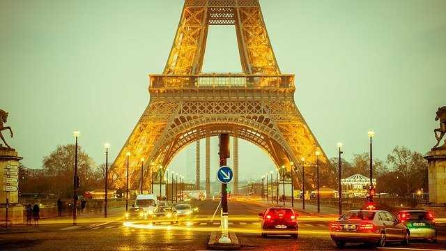 París Francia Torre Eiffel