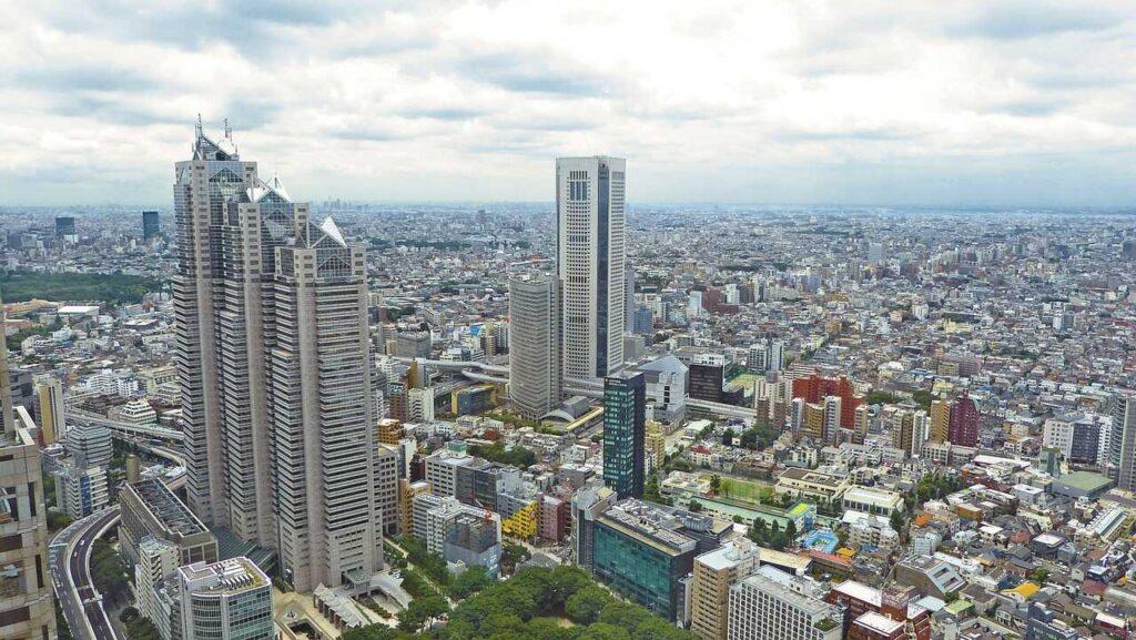 Trabajar en Tokio