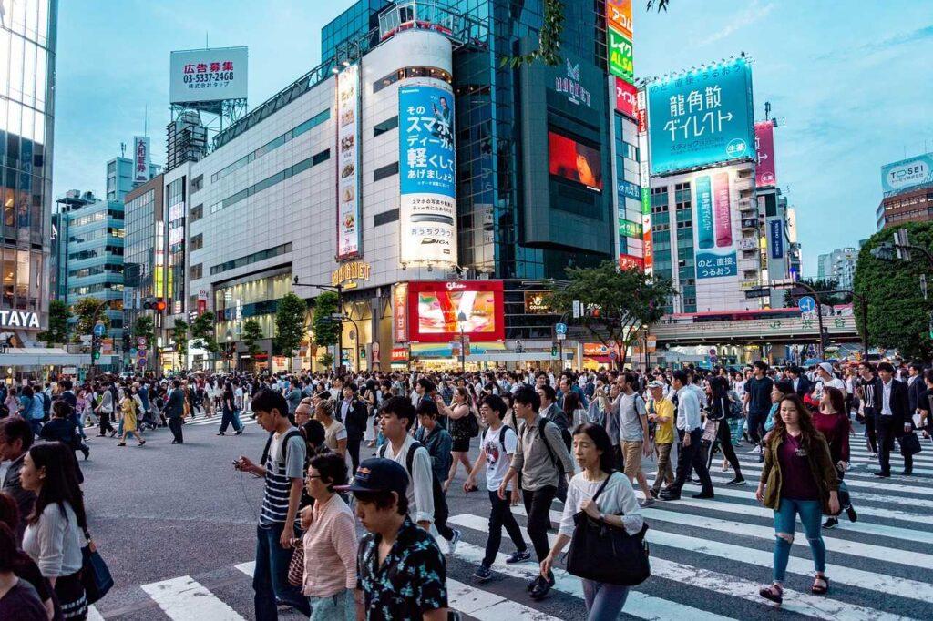 Trabajar en Tokio, Japón