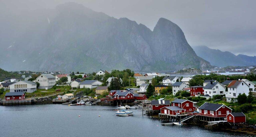 Trabajar  y estudiar en Noruega
