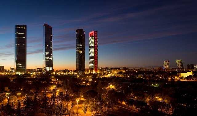 Buscar trabajo en Madrid