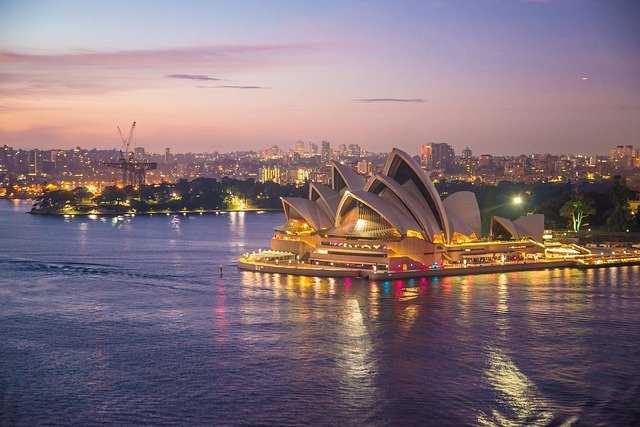 Sídney Australia