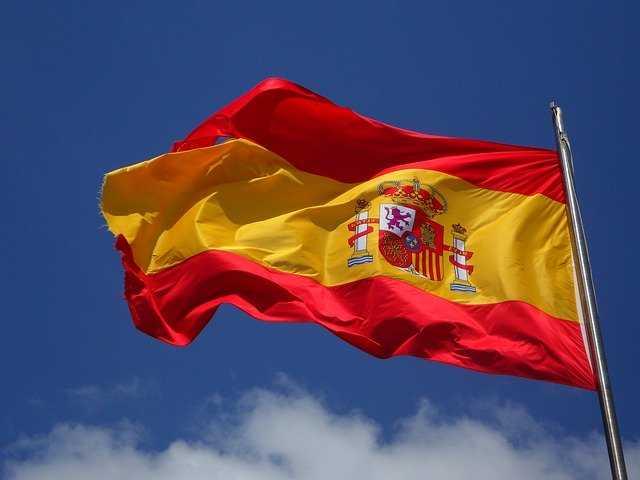 Trabajar como de español