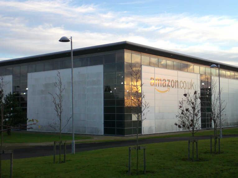 Cómo trabajar en Amazon Londres