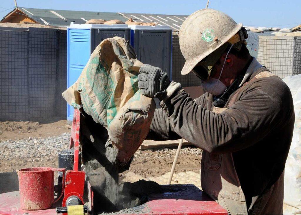 Ayudante de construcción