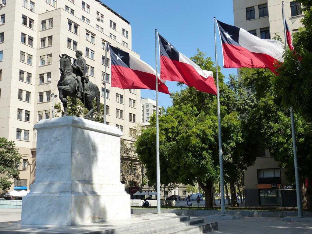 Ciudadanos latinos que pueden ingresar a Chile sin Visa