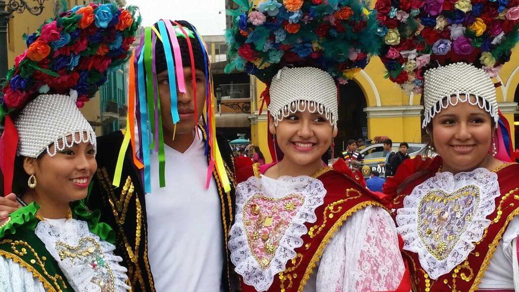 Ciudadanos latinos que pueden ingresar sin visa Peru