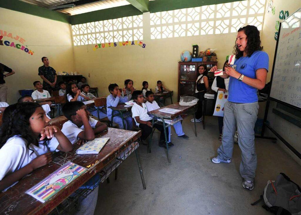 trabajar como Profesor de inglés  en colombia