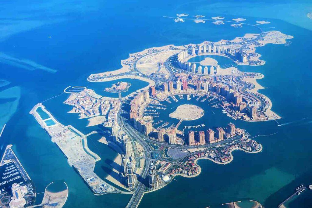 Ciudadanos latinos que pueden viajar a qatar sin visa