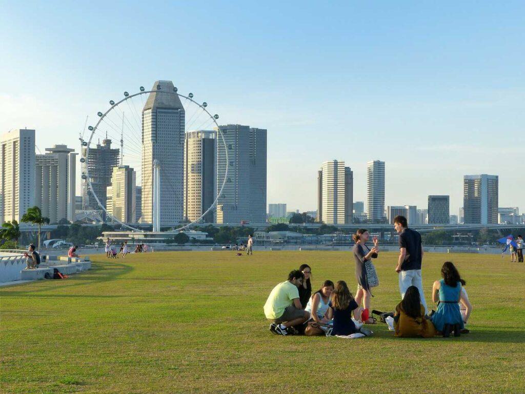 Requisitos para trabajar en singapur