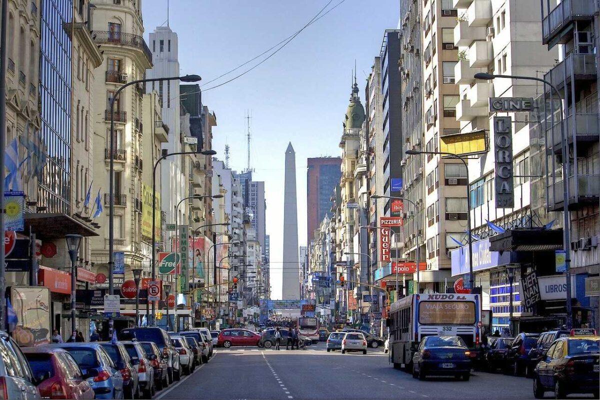 Trabajar en Argentina