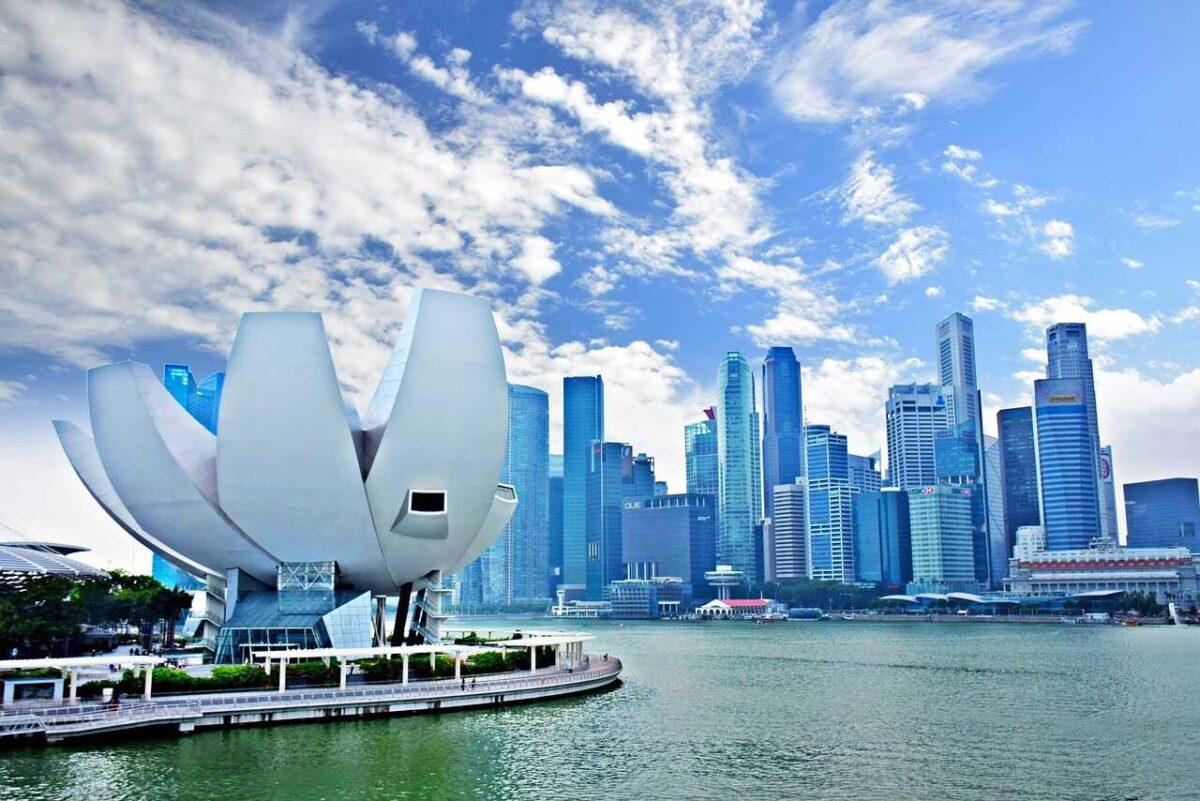 Trabajar en Singapur