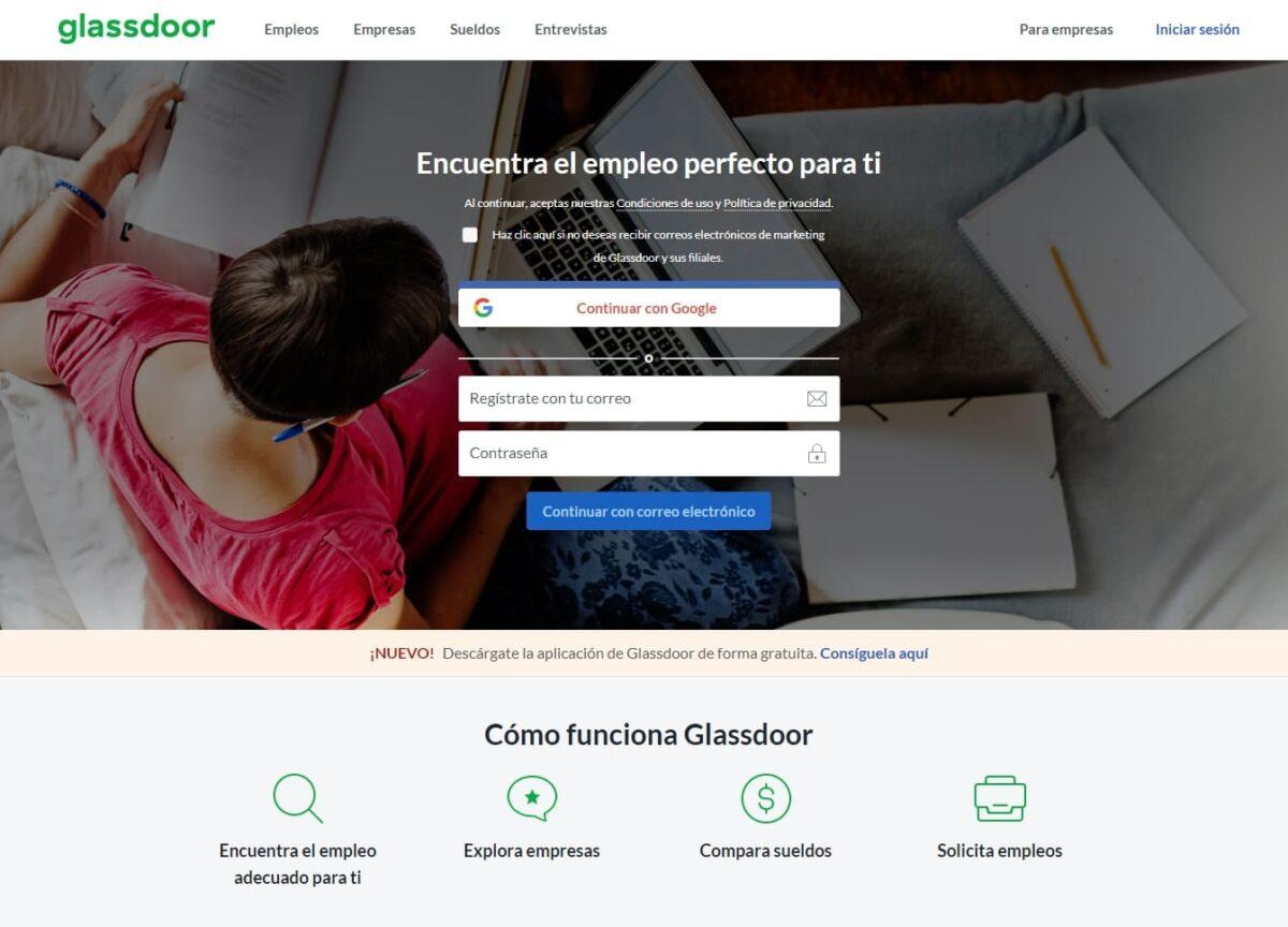 Glassdoor: La mejor opción para conocer las opiniones de las empresas