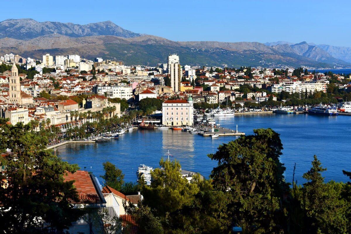 Trabajar en Croacia