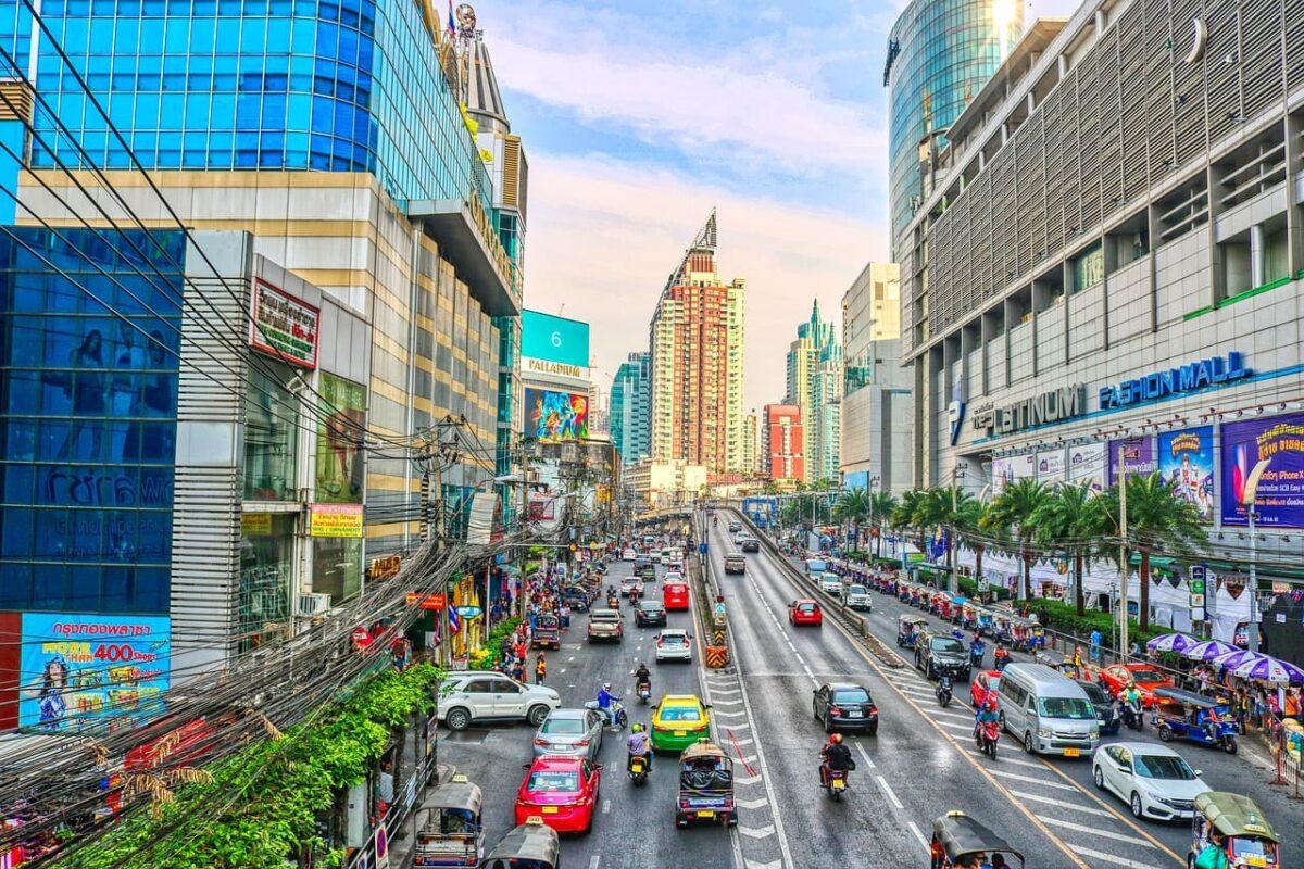 Trabajar en Tailandia