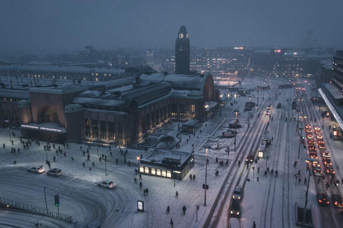 estudiar en Finlandia