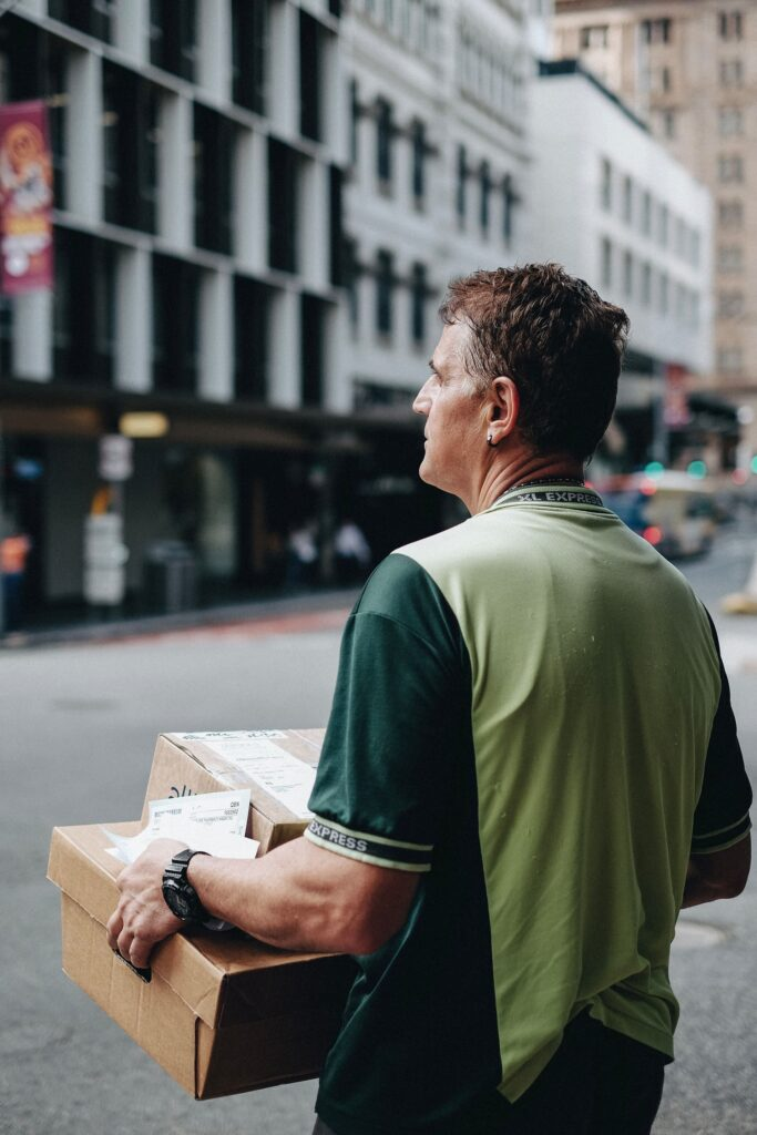 Cómo es trabajar como repartidor de Amazon