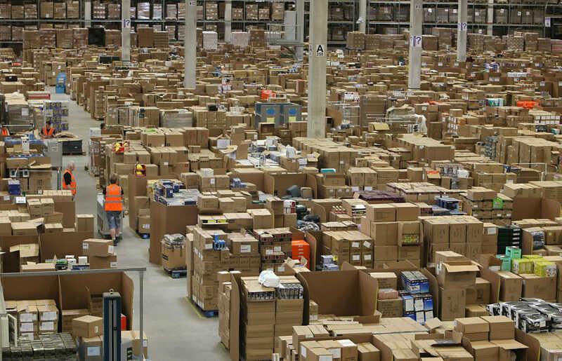 Conviértete en Repartidor de Amazon