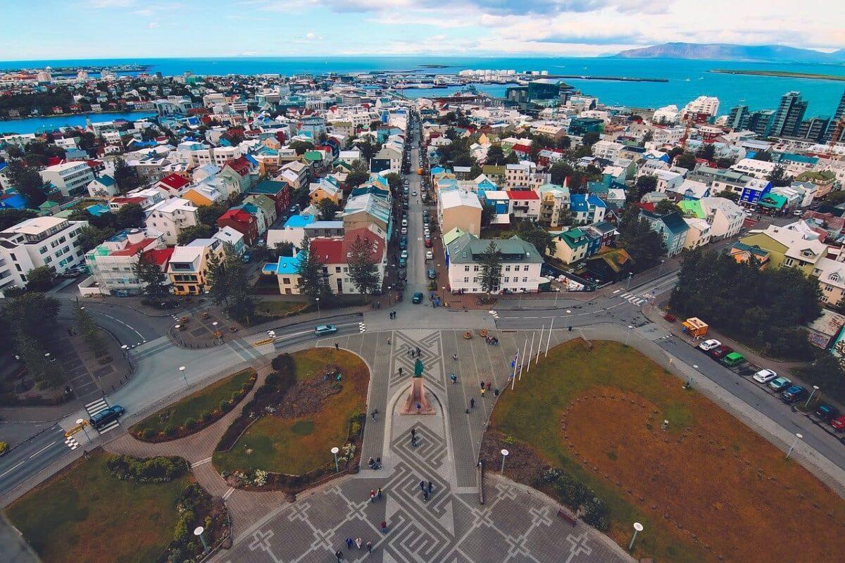 Páginas con más ofertas de empleo en Islandia